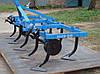 """Культиватор універсальний КНУ-2,0 (з регульованим колесом) """"Кам'янець"""" (ширина 2,1 м)"""