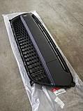 Решітка нижня бампера переднього, KIA Picanto 2011 - TA, 865691y000, фото 2