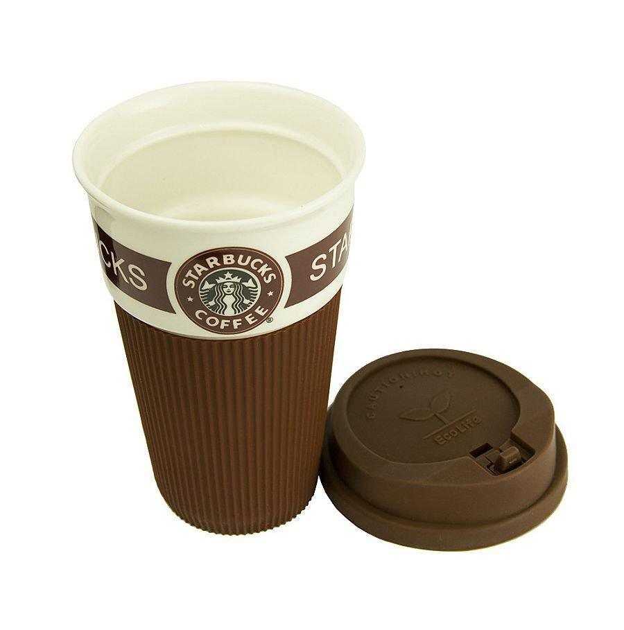 Керамическая чашка кружка Starbucks, 350мл