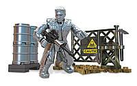 Конструктор Терминатор Т-1000, 33 детали - Terminator, Genisys, T-1000, Mega Bloks