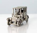 Модель автомобиля Minerva 1935, миниатюра, олово, Franklin Mint, Малайзия , фото 2