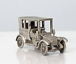 Модель автомобиля Minerva 1935, миниатюра, олово, Franklin Mint, Малайзия , фото 3