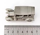 Модель автомобиля Minerva 1935, миниатюра, олово, Franklin Mint, Малайзия , фото 7