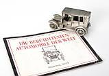 Модель автомобиля Minerva 1935, миниатюра, олово, Franklin Mint, Малайзия , фото 8