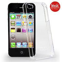 Пластиковый чехол Imak Crystal для iPhone 4 / 4S прозрачный