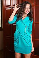 Недорогие женские платья. Платье Змеечка Ян    $ трикотаж, фото 1