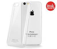 Пластиковый чехол Imak Crystal для iPhone 5C прозрачный, фото 1