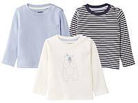 Реглан-Лонгслив  для мальчика Рубашки с длинным рукавом  LUPILU® 56-92 рост