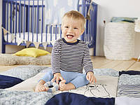 Дитячий реглан-лонгслив для хлопчика LUPILU® 62-80 зростання