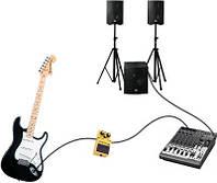 Гитары и оборудование к ним