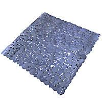 Коврик в ванную комнату Bathlux Fuegos artificiales 40287 антискользящий резиновый 53х53 см SKL11-132578