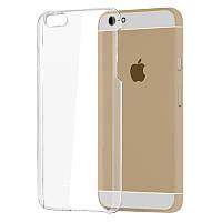 Пластиковый чехол Imak Crystal для iPhone 6 прозрачный, фото 1