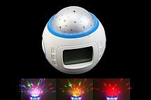 Часы-проектор звездного неба Yuhai UI-1038