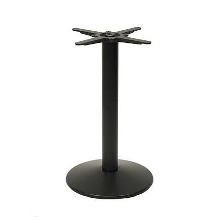 Опора для стола Аркада (ТВ112-17) Черная (AMF-ТМ), фото 2