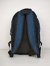 Городской повседневный рюкзак из текстиля 45*30*15 см, фото 2