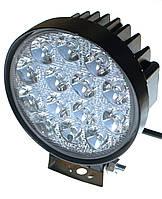 Фара светодиодная ближний свет 9-30V 42W (1 шт)