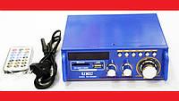 Усилитель UKС SN-3636BT - USB,SD,FM,MP3! 120W+120W 2х канальный, фото 1
