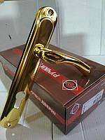 Ручка дверная KUMRU STL Yale 85 mm GP, золото