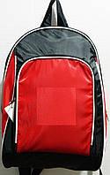 Рюкзак спортивний середній червоний 21, фото 1