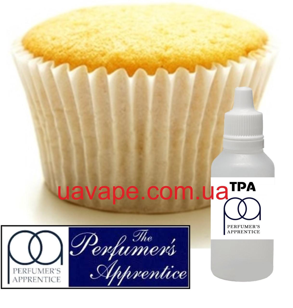 Ароматизатор TPA-Vanilla Cupcake ТПА ванильный кекс, 100 мл