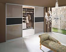 Гардеробные комнаты на заказ Киев, мебель для гардеробной комнаты в Киеве фото