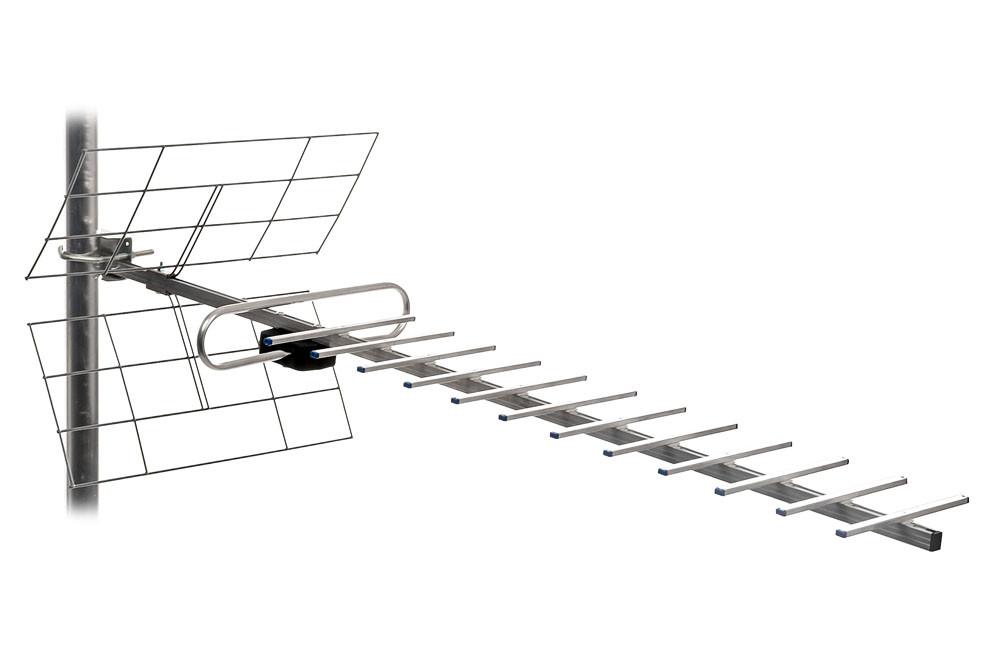 ТВ-антенна Т2 Энергия 1,0 м с усилителем