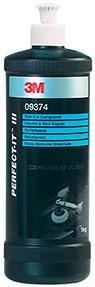 3М 09374 Perfect-It™ Fast Cut Compound №1 – Быстродействующая и высокоэффективная абразивная паста, 1 кг