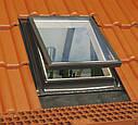 Даховий вилаз FAKRO WGI з склопакетом люк на кришу Факро с закаленным двойным стеклом, фото 4