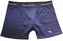 Трусы БОКСЕРЫ черные Abercrombie & Fitch reindeer,  боксерки мини-шорты, чоловічі труси 5цв, фото 3