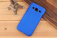 Чехол накладка бампер для Samsung Galaxy Core Prime G360 синий