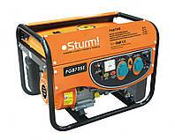 Генератор бензиновый Sturm PG8735E, 3500 Вт + стартер
