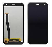 Дисплейный модуль Sigma PQ24 черный (Тачскрин+дисплей)