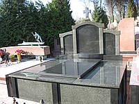 Надгробия, памятники, площадки, надгробные комплексы