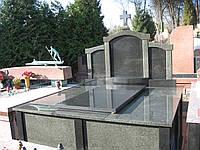 Надгробия, памятники, площадки, надгробные комплексы , фото 1