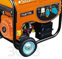 Генератор бензиновый 7000 Вт Sturm PG8770E