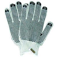 Перчатки трикотажные с точечным ПВХ покрытием Sigma (9221031)