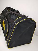 Мужская текстильная сумка для спорта 50*30*24 см, фото 3