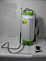 Электрический опрыскиватель 10л Electro Format