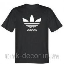 Наклейка на ткань Adidas (цена за размер 17х20 см)