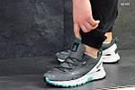 Мужские кроссовки Reebok Gore-Tex (серо/бирюзовые), фото 3