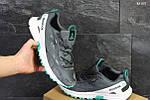 Мужские кроссовки Reebok Gore-Tex (серо/бирюзовые), фото 4