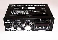 Усилитель стерео AMP 699 BT UKC интегральный усилитель с поддержкой USB флешек, фото 1