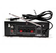 Стерео усилитель UKC AK-699D c USB, SD, FM