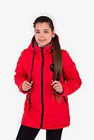 "Осенняя куртка для девочки ""Ксюха"", демисезонная курточка для девочки-подростка"