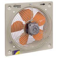 Осьовий настінний вентилятор HCD-20-4M
