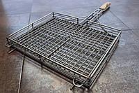 Решетка Гриль - разборная с ручками - Решетка сетка для гриля барбекю из нерж - Решетка-Гриль - Решітка сітка