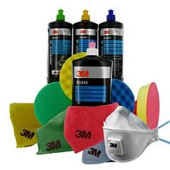 Материалы для полировки авто 3M™