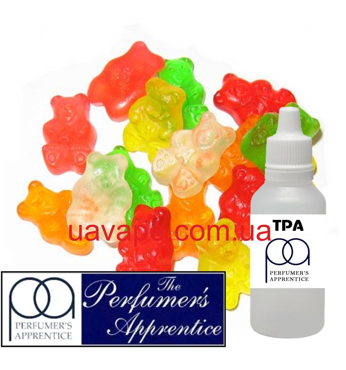 Ароматизатор TPA- Gummy Candy Flavor ТПА мармеладные конфеты-мишки, 100 мл