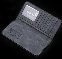 Удобный мужской кошелек портмоне