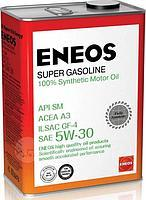 Моторное масло ENEOS SM 5W-30, 4л.